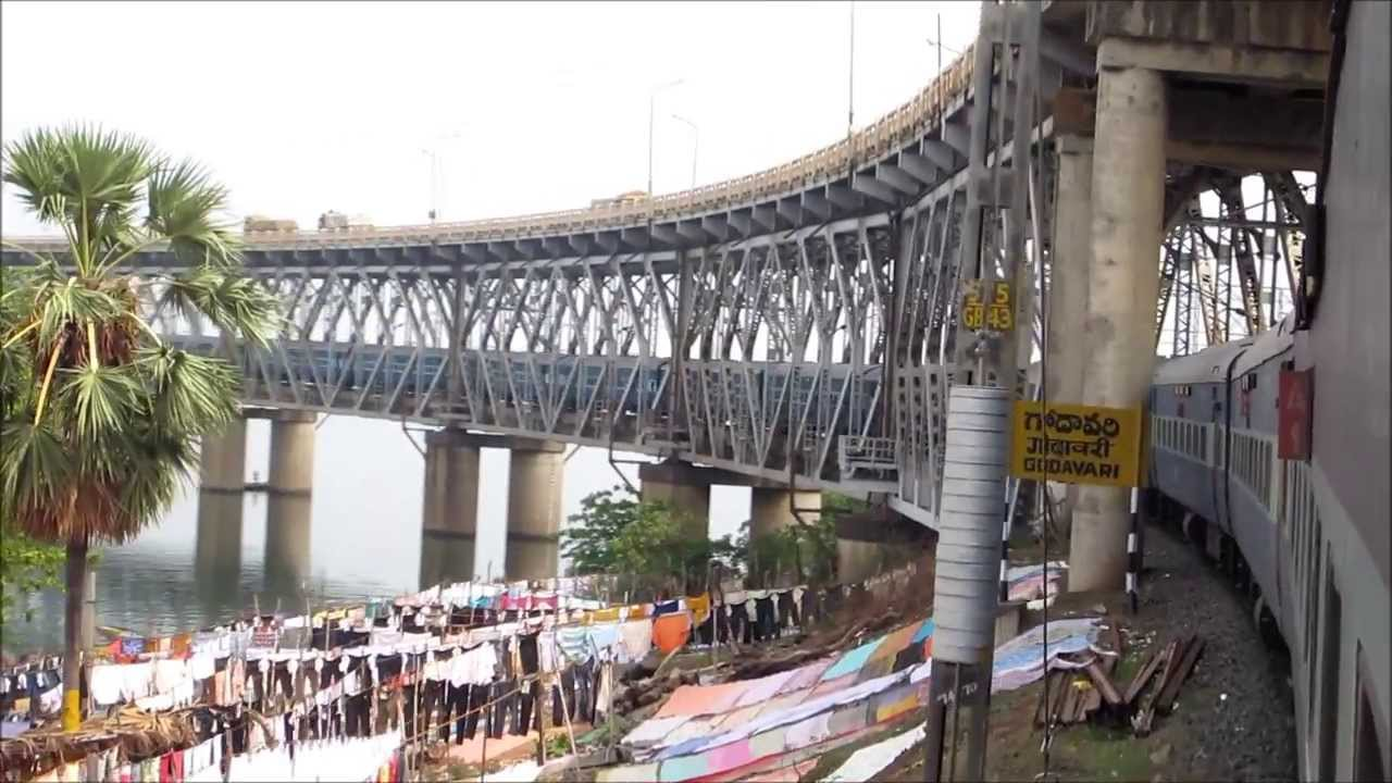 great indian rivers and railway bridges compilation from