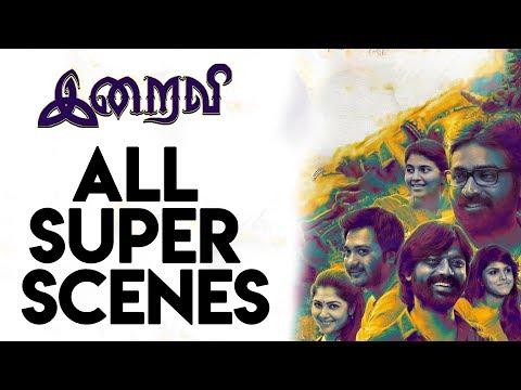 Iraivi - All Super Scenes | S. J. Surya | Vijay Sethupathi | Bobby Simha | Anjali | Kamalinee