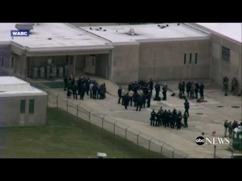Hostage Situation at Delaware Prison [BREAKING NEWS] | ABC News