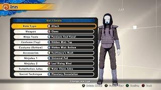 Reviewing every jutsu in the game (Attack Type)! - Naruto to Boruto: Shinobi Striker