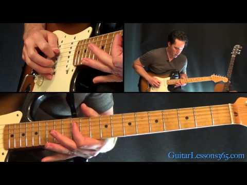 Good Times Bad Times Guitar Lesson - Led Zeppelin - Solo