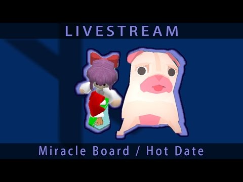 [Live] Miko-san's Miracle Board / Hot Date