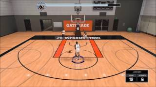 NBA 2k17 How to Increase Free Throw Rating [Increase Free throw in Nba 2k17]