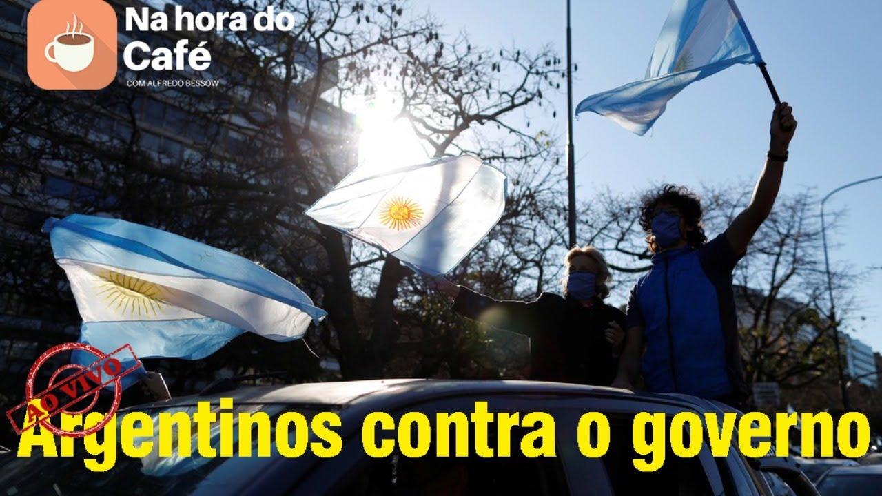 Na hora do café - Caos na Argentina pode ajudar o Brasil em 2022!
