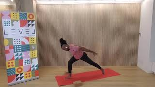 emPOWERed Yoga Warrior Feb 17 2021