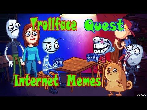 Игры Троллфейс - играть онлайн бесплатно