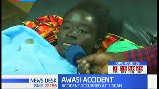 Awasi Accident: Survivor narrates horrific that saw 13 people perish