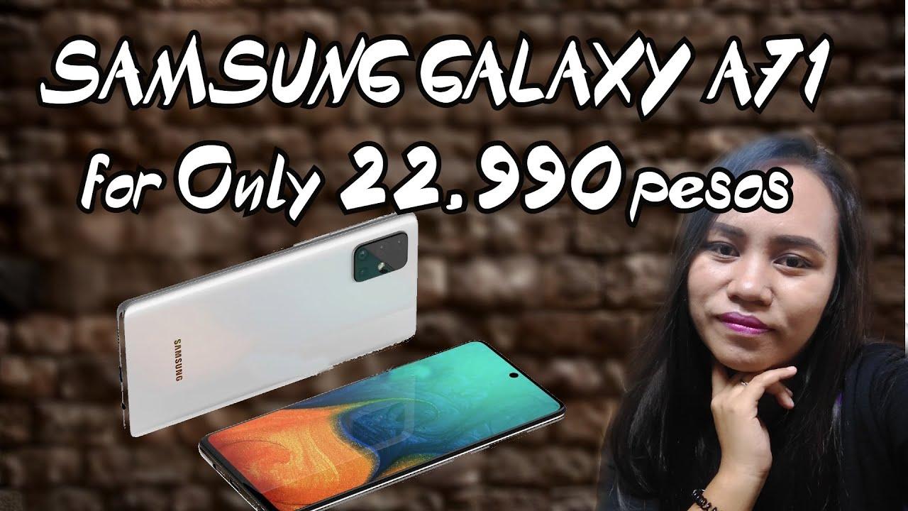Photo of SAMSUNG GALAXY A71 REVIEW – سامسونج