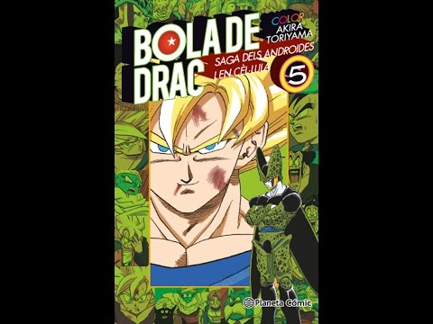 review-español-|-full-color-tomo-5-saga-androides-y-cell-|-manga-dragon-ball-z