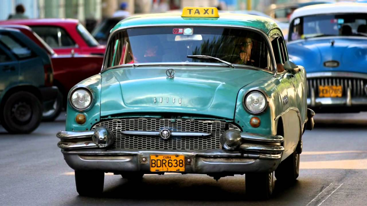 Unforgettable Cuban Taxis Youtube