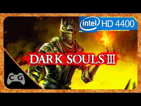 Dark Souls 3 Gameplay Intel HD Graphics #160