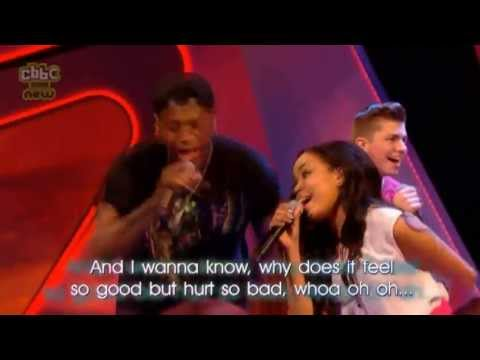Dionne Bromfield feat. Loverable Rogues: Troublemaker (Sing Download)