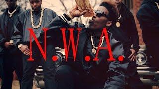 """DAWEIRDO """"NWA"""" shot by @flyty773"""