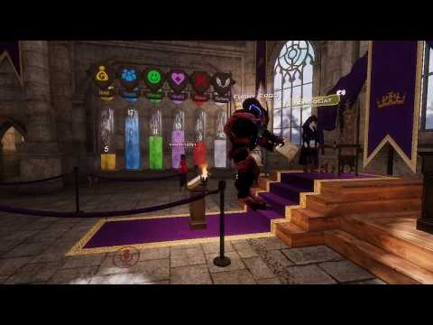 VRChat, That kingdom game thats been done before but in VRChat