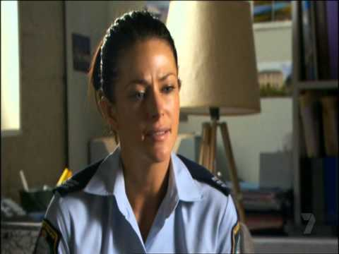 Home & Away  Esther Anderson as Sgt. Charlie Buckton. Part 242.