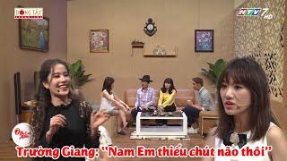 """Hari Won dẫn """"trai đẹp"""" về dần mặt Trương Thế Vinh, còn bị """"gái lai Hàn"""" Nam Em """"cưỡng"""" tay trên"""
