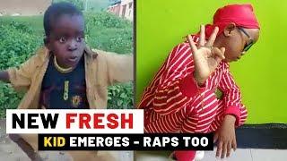 New Fresh Kid Emerges, He Raps in Rukiga