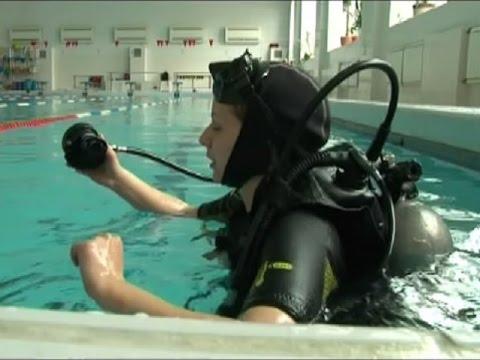 Как стать водолазом
