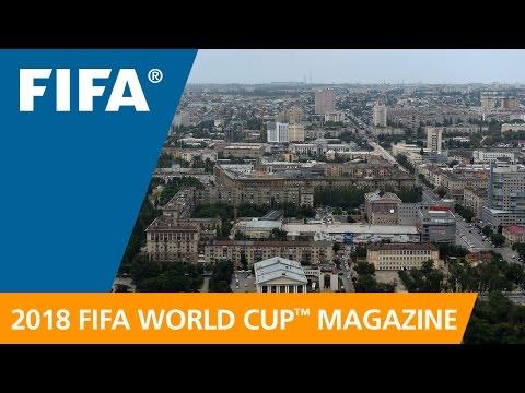 Russia 2018 Magazine: 'My Volgograd'