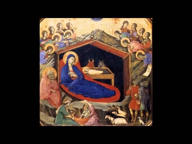 Lezy, lezy Jezus malusienki (No soft cradle)