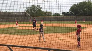Noah's Home Run Twins vs. Cardinals 4-6-18