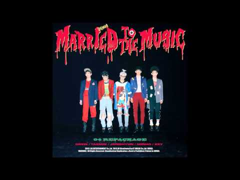 SHINee 샤이니_Hold You (Audio) [Married To The Music - The 4th Album Repackage]