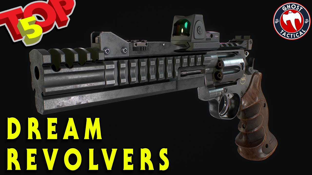TOP 5 REVOLVERS (With Hilarious Honorable Mentions)