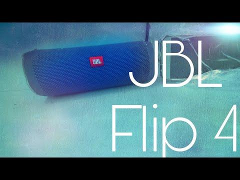 JBL Flip 4 Underwater