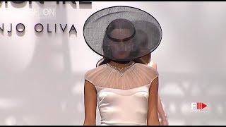 DIAMONFIRE Loves JUANJO OLIVA Highlights Spring Summer 2018 Madrid Bridal Week   Fashion Channel