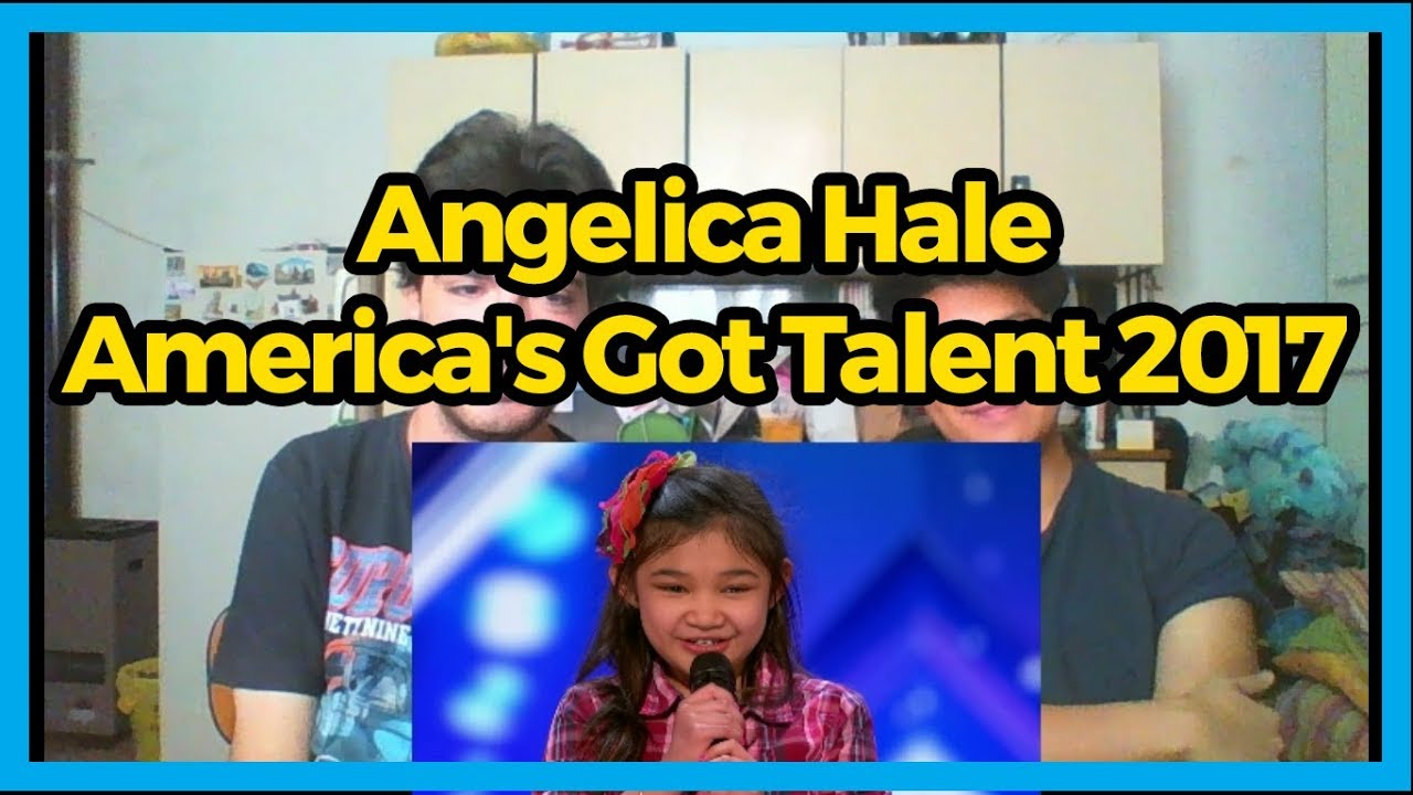 Americas got talent 2017 9 year old opera singer - Angelica Hale 9 Year Old Singer America S Got Talent 2017 Reaction