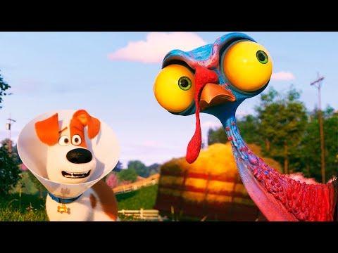 Тайная жизнь домашних животных 2 — Русский трейлер #6 (2019)