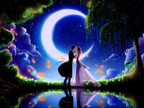 Лунный свет - Народные песни