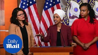 Israel bars entrance to Omar and Tlaib following Trump's comments