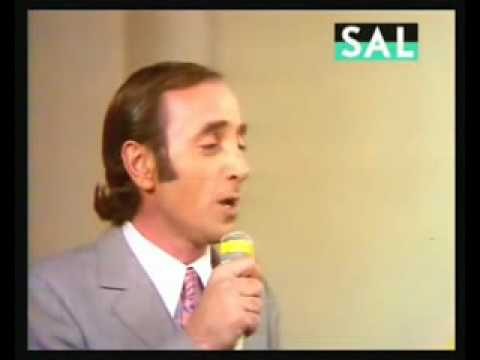 Paroles Net ~ Charles Aznavour ~ Desormais   Clip Vidéo2