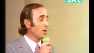 Paroles net ~ Charles Aznavour ~ Desormais   Clip Vidéo2 thumbnail