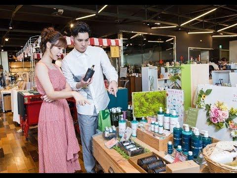 吳心緹 X 偉晉 一日情侶檔特別企劃 帶你逛街買物趣