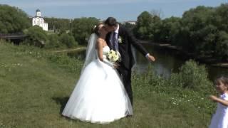 Трогательное свадебное видео Екатерины и Сергея ♥ . Тверь