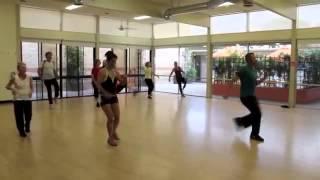 Happy Feet Fitness  - Swing Dance Aerobics