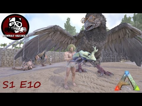 ARK: Cave Exploring And Dung Beetle Taming
