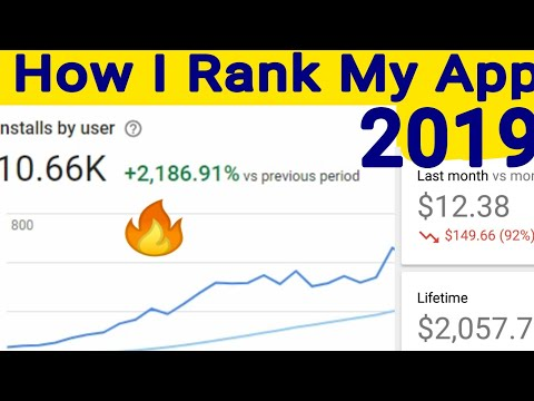 [2019]How To Promote And Get More Installs In You App Or Game In Google Playstore(increase Download)