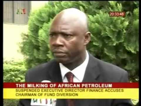 The Milking of African Petroleum