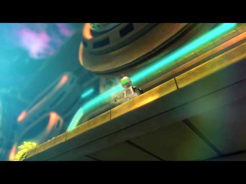 Ratchet & Clank Future: A Crack In Time - Clank Trailer