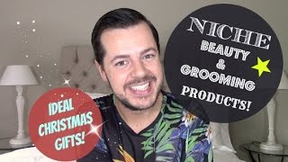 Mens Grooming Christmas Gifts - Niche, Marvis Toothpaste, Baxter Of California review Thumbnail