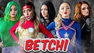 REVENGERS   Official Trailer   Betch!