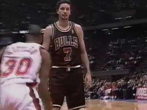 1996/97 NBA Rookie Game Players Introductions