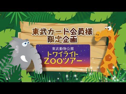 東武動物公園「トワイライトZOOツアー」ご招待キャンペーンを実施!