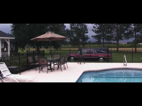 DeadMansPartyFilms Homebuilt Jib Crane and Underwater Housing test