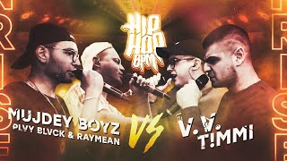 HP-BPM: SUNRISE - MUJDEY BOYZ VS. V.V. x T!MMI