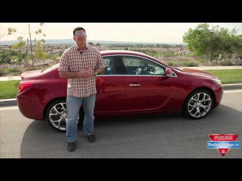 2013 Buick Regal GS Review