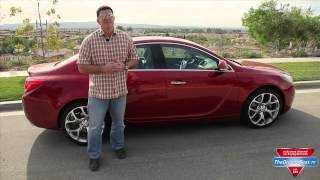 2013 Buick Regal GS Review